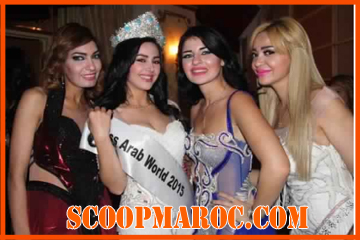سحب لقب وتاج ملكة جمال العرب من مغربية لإخلالها بشروط المسابقة