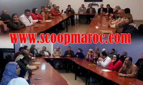 مصر والأردن وفلسطين في ضيافة جمعية التأهيل المجتمعي بسطات