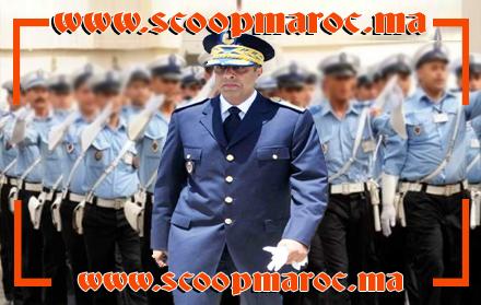 إسبانيا توشح الحموشي بوسام الصليب الأكبر للاستحقاق للحرس المدني الذي يعد أعلى وسام إسباني