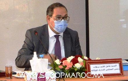 تفاصيل: أبوزيد يترأس اجتماع اللجنة الإقليمية لمواكبة أشغال التجزئات العقارية والمجموعات السكنية بالجماعات الترابية لإقليم سطات