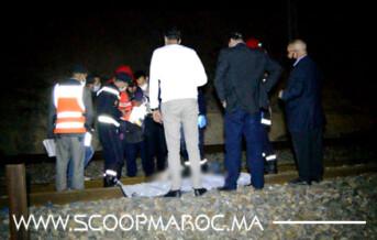 مصرع طفل في سنته الثالثة تحت عجلات قطار الخليع ضواحي سطات