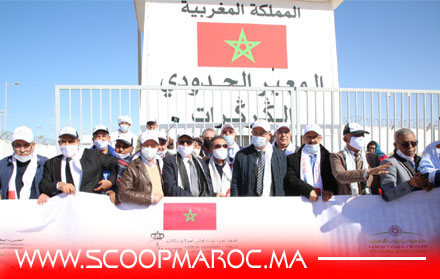 بيان: جماعات وعمالات وأقاليم وجهات المغرب يلتئمون في بيان مشترك يشرحون خلاله كرونولوجيا انتصار الكركرات